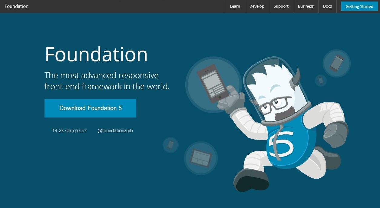 Zurb-Foundation