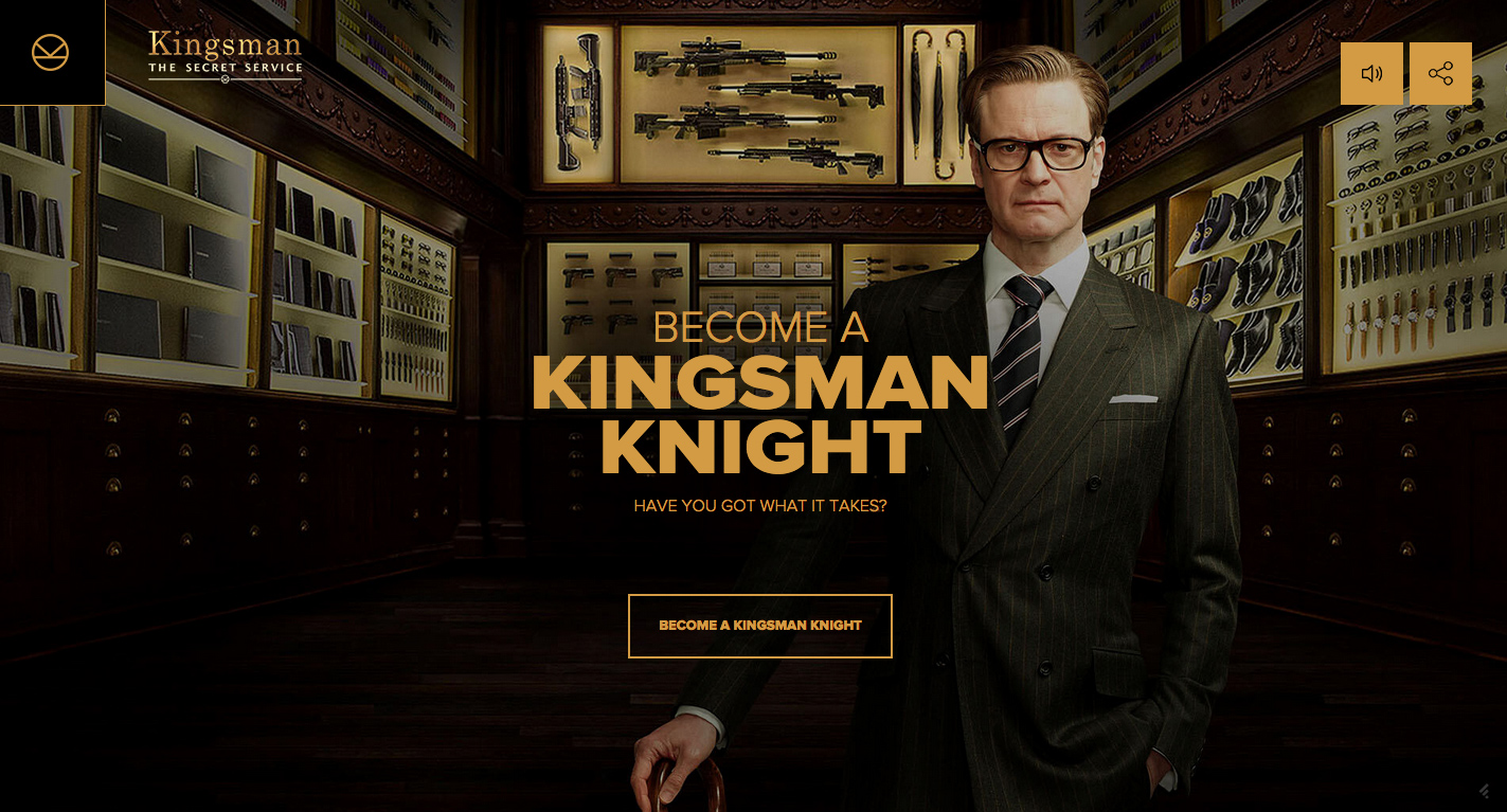 kingsman-website