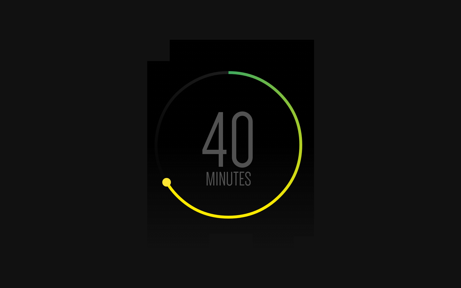 Timepicker android dialog list