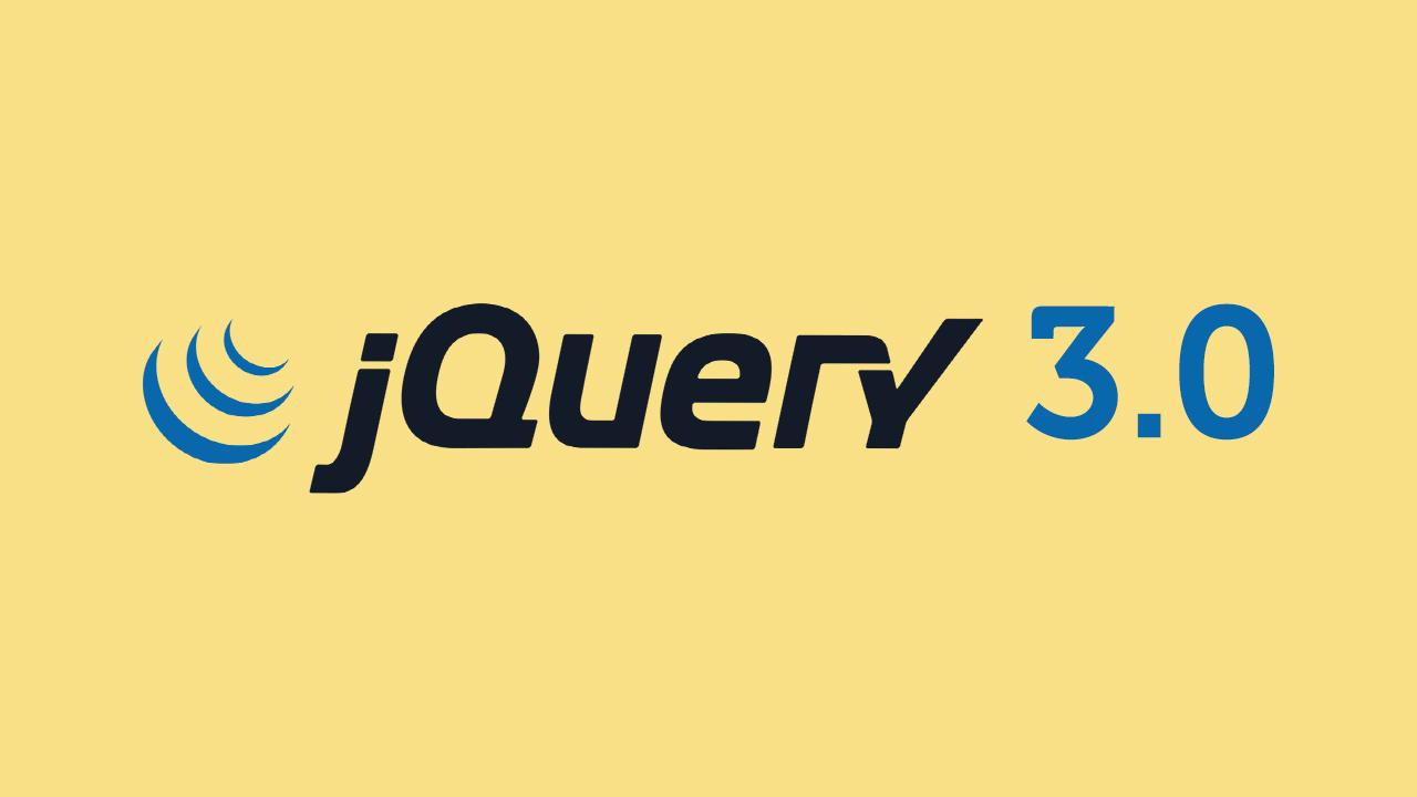 jquery3
