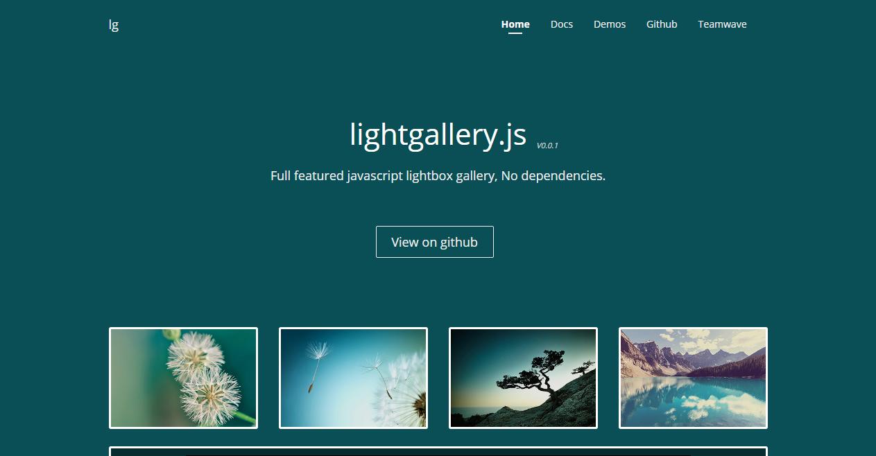 lightgallery.js