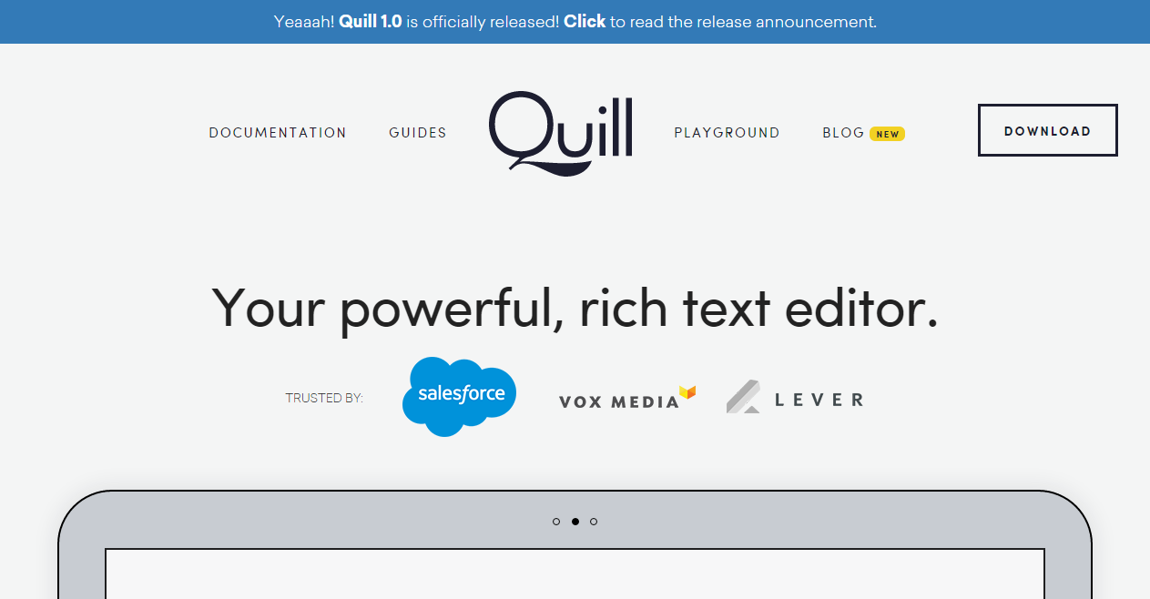 quill-your-powerful-rich-text-editor