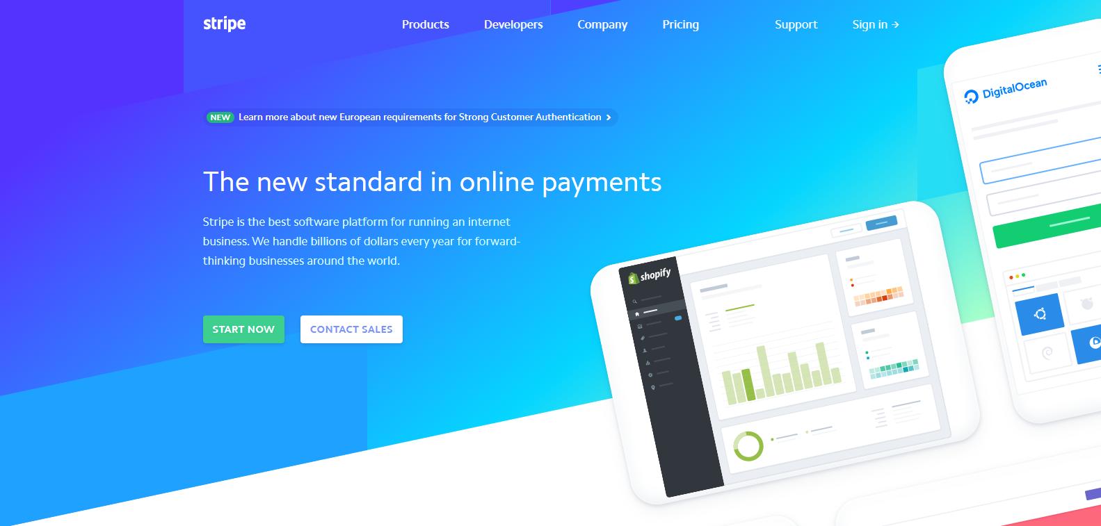 Stripe   A complete payments platform
